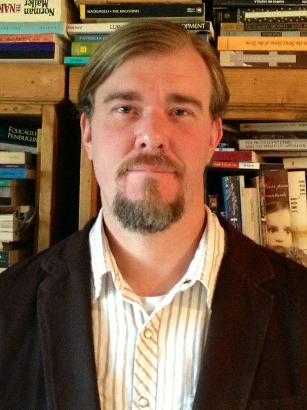 Chad Redwing, Ph.D.